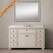 New Design Hot Sell Free Standing Bathroom Cabinet Vanity